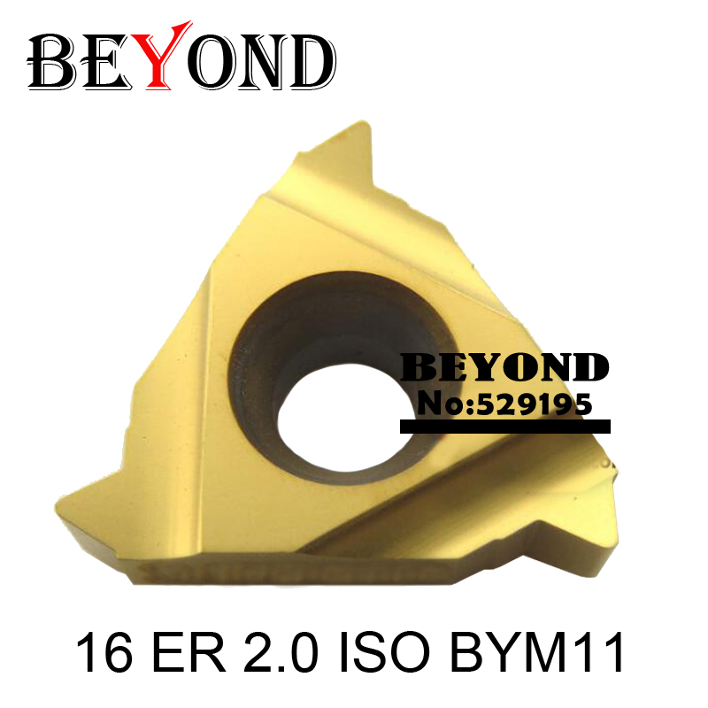 16 ER 2.0 ISO BYM11 , high technical expertise in the threading turning and thresding milling fields and holds a large stock