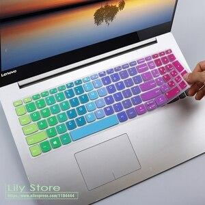 Laptop Keyboard cover skin for Lenovo Ideapad 330 s 15.6 15'' 330s V330 15 15ich 15IKB 15igm v330-15 330s-15 330s-15ikb