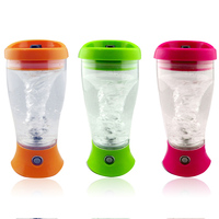 400 Ml Automatic Stirring Cup Electric Lazy Self Stirring Coffee Cup Milk Mixing Cups ABS PC