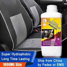 Rising Star RS-B-CC03 Hydrophobic Nano Coating Car Upholstery & Seat Water Repellent Crystal Textile & Leather Coating 1000ml