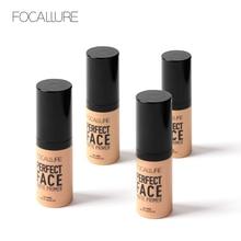 FOCALLURE Face Matt Primer Foundation Natural Makeup Base Cosmetics  Waterproof Oil-control Cosmetic