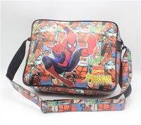 Cinematográfico Marvel Spider-Man mochila bolsa de Bolsa de Mensajero