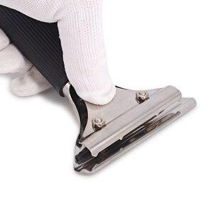 Image 5 - EHDIS essuie glace de voiture, outils de voiture, raclette à eau, lame de grattoir à glace de voiture, pelle à neige, nettoyeur de verre, outil de teinture