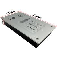 Wi fi беспроводной ip видео двери домофон HD камера Встроенный Настенный Металлический корпус дистанционное управление