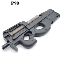 Zhenduo Toy Bingfeng P90 water gun electric fire water gun outdoor real cs simulation toy gun Free For Christmas Gift