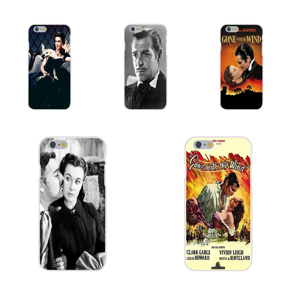 TPU Cases Cover Classic Movie Series Gone With The Wind For Galaxy A3 A5 A7 A8 A9 A9S On5 On7 Plus Pro Star 2015 2016 2017 2018 image