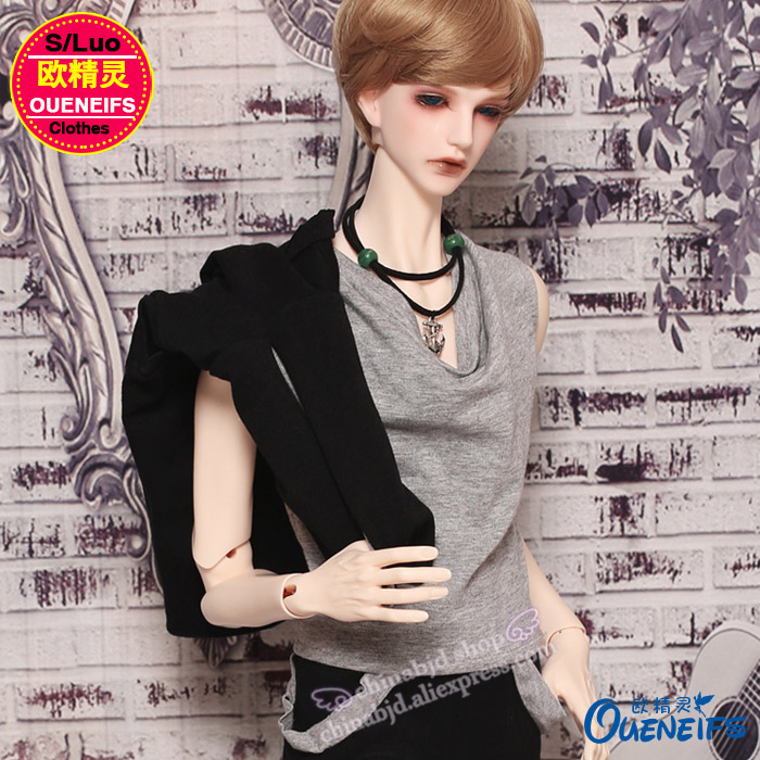 OUENEIFS free shipping the boy suit,Sports & Leisure,Sweater,Pants,1/3 bjd sd doll clothes,no doll or wig YF3-141