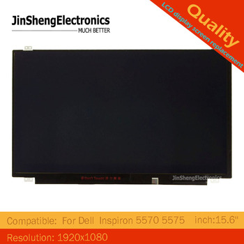 For Dell Inspiron 15 5570 5575 15.6'' FHD LCD Display screen replacement FNDC6