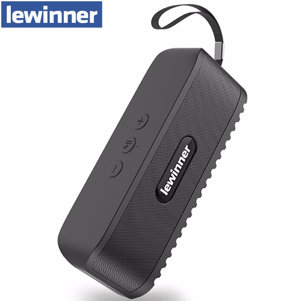 lewinner 802 Mini Bluetooth speaker Portable Wireless speaker Clumn Home Theater Party Speaker Sound System 3D stereo Music tronsmart element t6 mini bluetooth speaker portable wireless speaker with 360 degree stereo sound for ios android xiaomi player