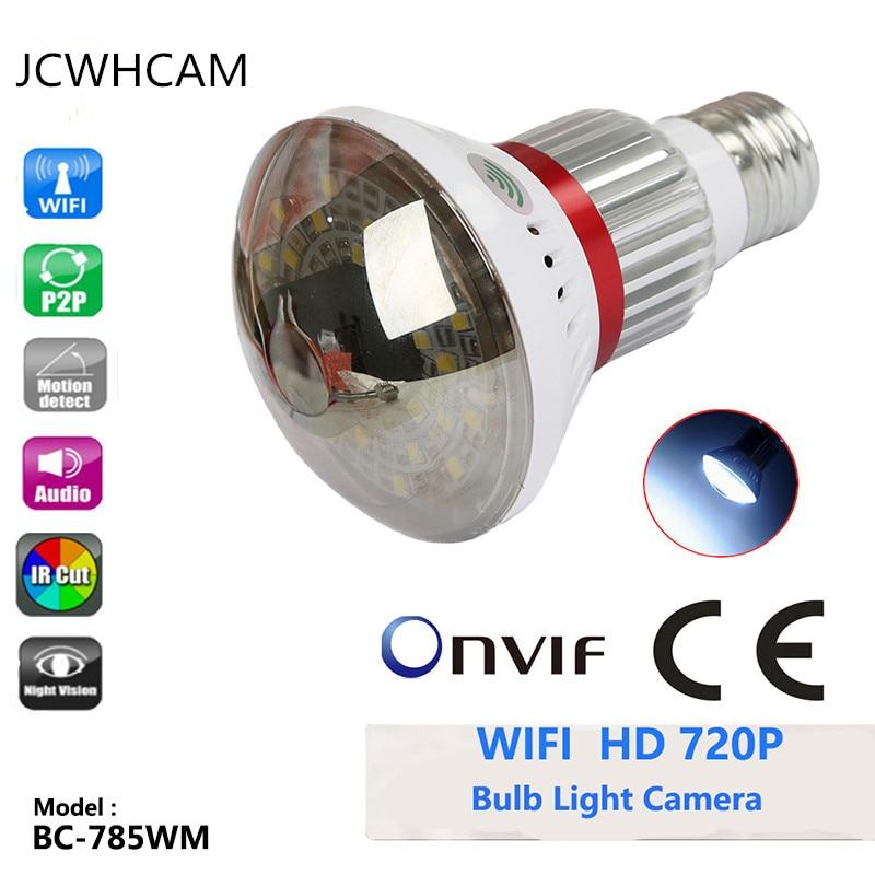 JCWHCAM BC 785WM IP Wifi Camera Micro SD CCTV Surveillance Camera 433Hz Alarm Sensor Intergration Hi3518E
