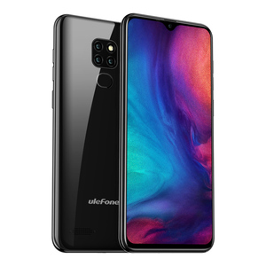 Image 4 - Ulefone Note 7P Smartphone Android 9.0 Quad Core 3500Mah 6.1 Inch Triple Camera 3Gb + 32Gb 4G Mobiele Telefoon Mobiele Telefoon Android