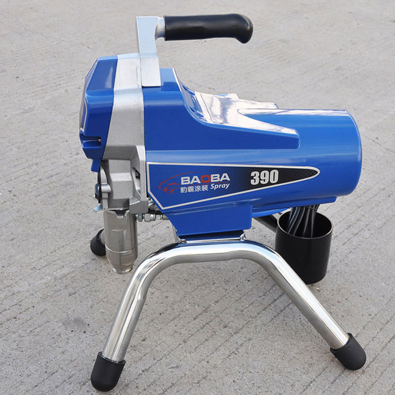 220V Mechanical regulator High Pressure Airless Spraying Machine Spray Gun Wall Paint cxa l0612 vjl cxa l0612a vjl vml cxa l0612a vsl high pressure plate inverter