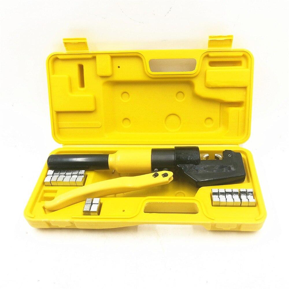 Hydraulic Crimping Tool Hydraulic Crimping Plier Hydraulic Compression Tool YQK 70 Range 4 70MM2 Pressure 5 6T