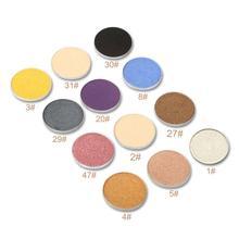 Glitters Eye shadow Palette Shimmer Single Eyeshadow Shiny Waterproof Makeup Cosmetics ye2