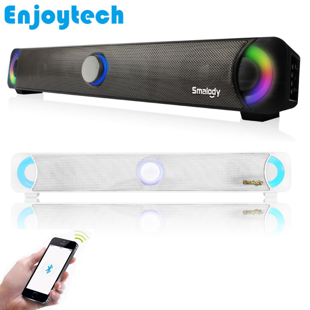 New Arrival 10W Wireless Bluetooth Speaker for Iphone Xiaomi Huawei Phones Sound bar MP3 Player Subwoofer
