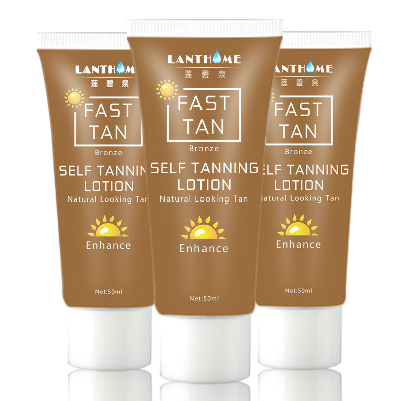 Tanning Lotion Bronzer Self-Sun-Tan 2-Hour Stay-1week Full-Body title=