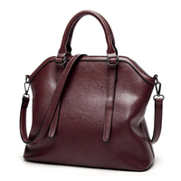 Hot Sale Women Genuine Leather Handbags Shoulder Bags Hobos Bags Classic Design Sac A Main