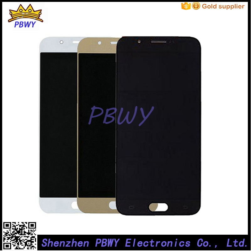 New High Quality LCD Display For Samsung Galaxy A8 A8000 Touch Screen Digitizer Assembly Replacement Parts With Logo купить датчик температуры наружного воздуха ваз