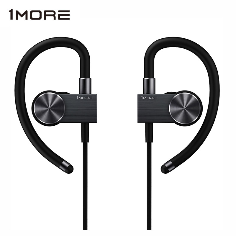 1MORE EB100 Sports Bluetooth Headset In-Ear Wireless Running Earphone Earbuds with Microphone for iOS and Android Xiaomi phone bluetooth headphones for ios android phone wireless earphone with microphone mini handfree ear hook headset earbuds headphone