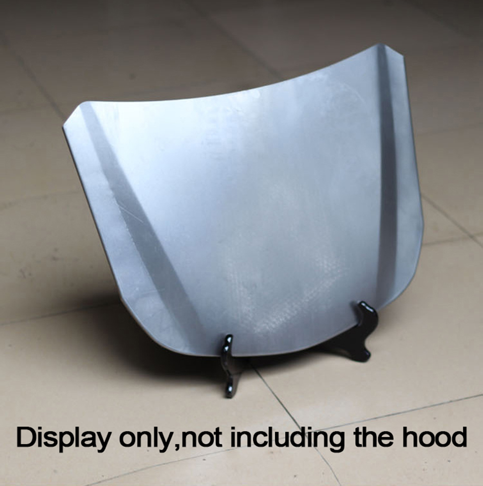 Image 5 - 30cm Large Car Bonnet/Car Hood Frame For Car Paint/Plasti Dip Paint Color Show MO 179E Z-in Car Stickers from Automobiles & Motorcycles