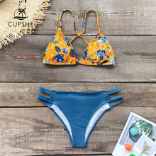 8e23aabfb86b Promoción de Bikini Amarillo - Compra Bikini Amarillo promocionales ...