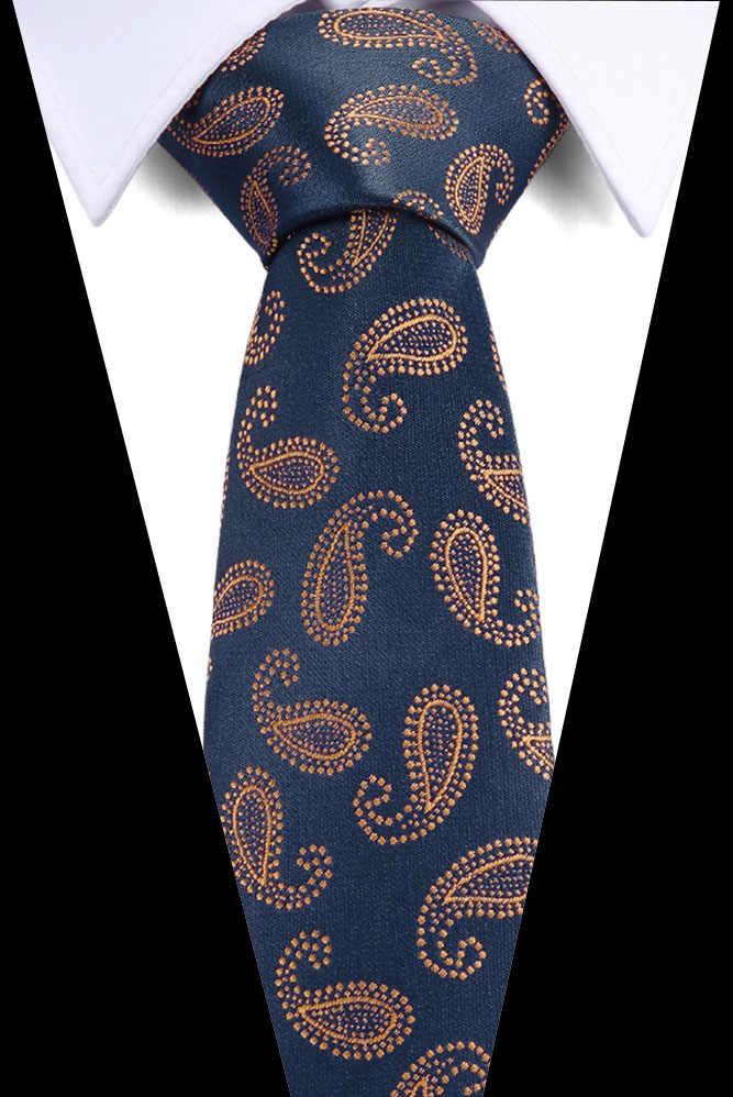 ใหม่แฟชั่นลายสก๊อต Tie ผ้าไหม Jacquard ทอผูกเน็คไทสำหรับชายลาย Gradient สีฟ้าสีแดงสีเขียวสูท PARTY Gravatas