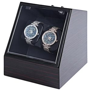 LEFTLY Elegant Wooden Automatic Auto Watch Winder Box