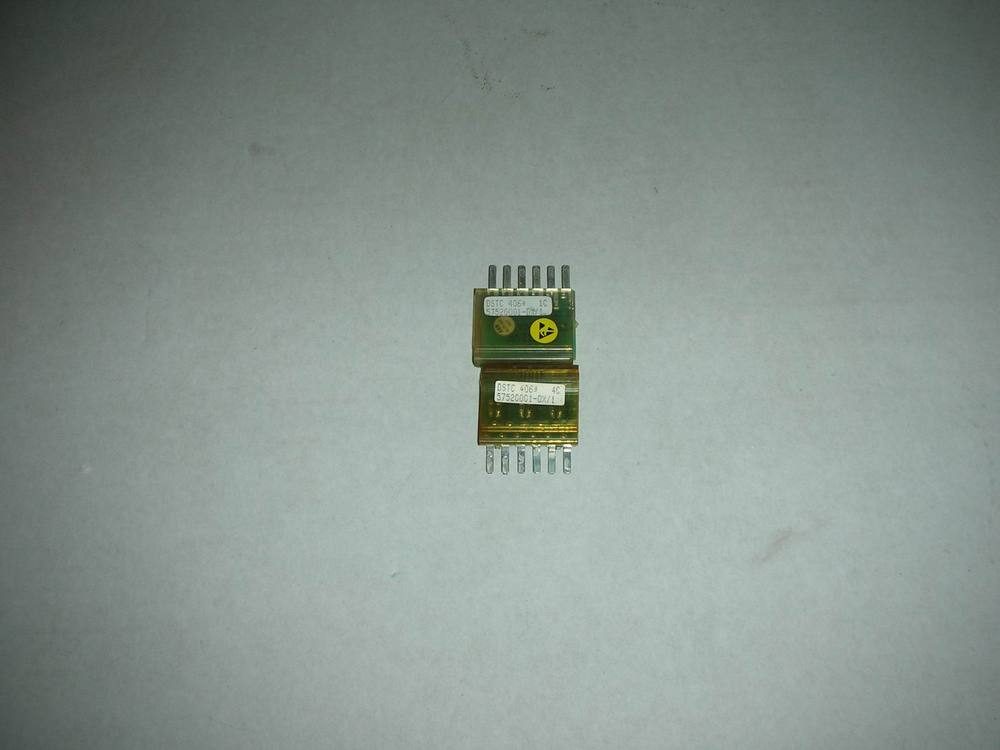 1PC USED ABB 57520001-DX / 1 1pc used nvar 31 used acs600 abb series inverter power input board