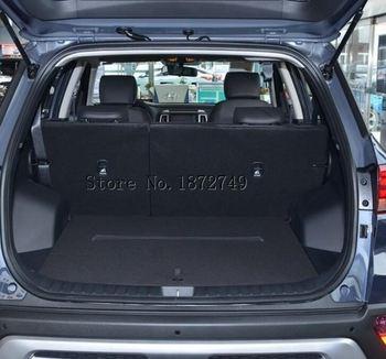 Car Rear Trunk Security Shield Cargo Cover For Hyundai IX35 2018 Auto Accessories