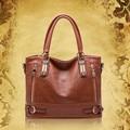 2015 Women Genuine Leather Handbags Crocodile Bag Women Messenger Bags bolsa feminina Famous Brand Handbag bags for women hot Q5