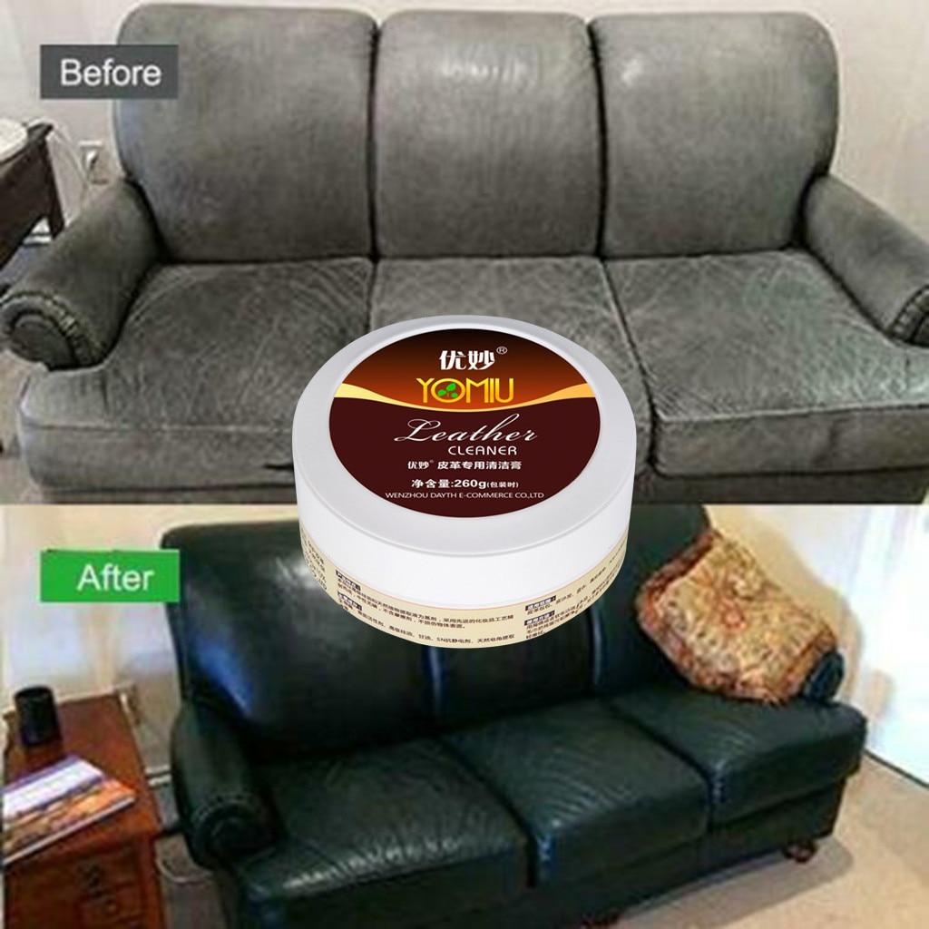 Multifunctional Leather Refurbishing Cleaner Car Seat Sofa