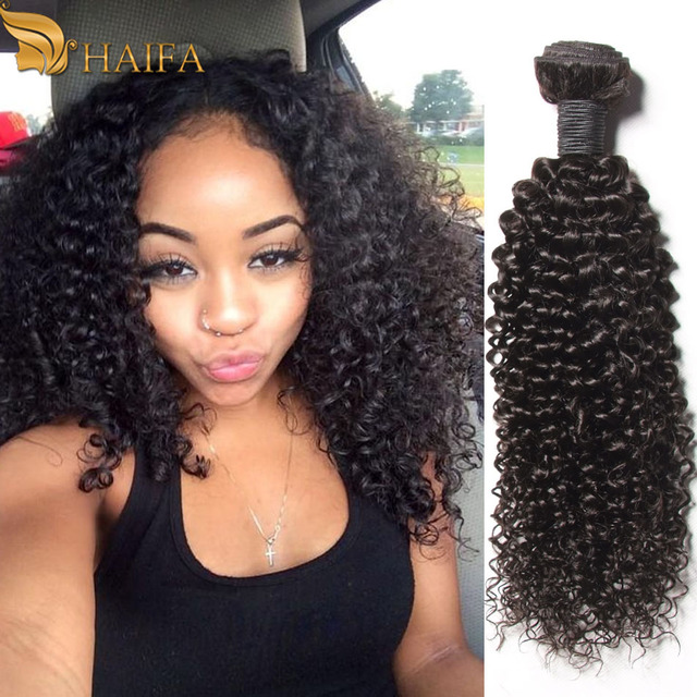 3 Bundles Brazilian Kinky Curly Virgin Hair Unprocessed Virgin Human Hair Wet and Wavy Cheap Price Thick End Hair Free Shipping