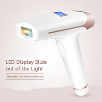 2in1 IPL Hair Epilator Removal Machine Laser Permanent Bikini Trimmer LCD Display Electric Depilation Appliances For