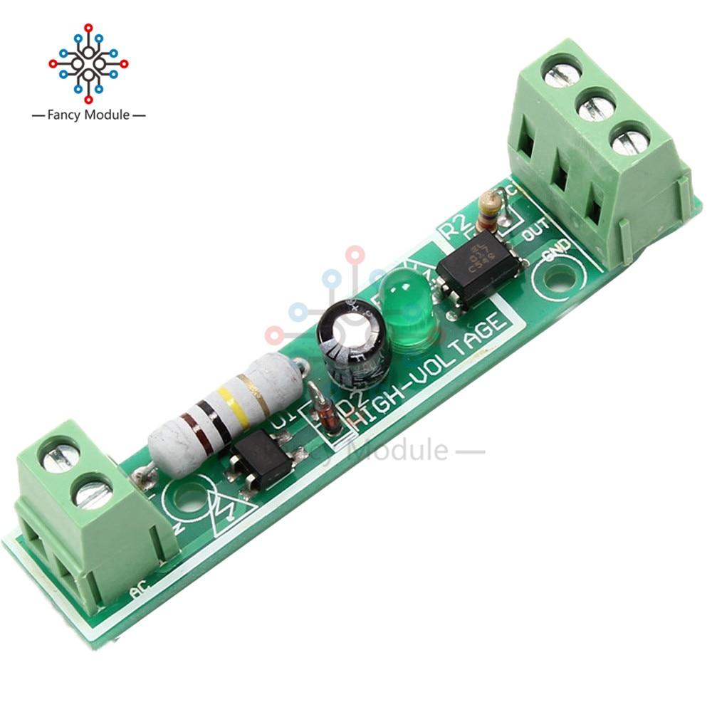 Ttl Ac 220v Optocoupler Isolation Module Scm Testing Board Voltage Check Circuit Tester For 3 Wire 125v Circuits 1 Bit Detect Adaptive Plc Isolamento Fotoaccoppiatore