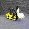Nueva norscot yale veracitor serie vx carretilla elevadora de aleación de coche amarillo modelos colecciones niños toys