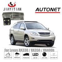 JiaYiTian rear camera for Lexus RX330 RX350 RX400h RX 330 350 400H 2004~2009 backup camera Parking Camera/4LEDS/Night Vision