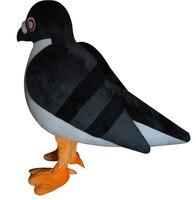 Костюм голубя