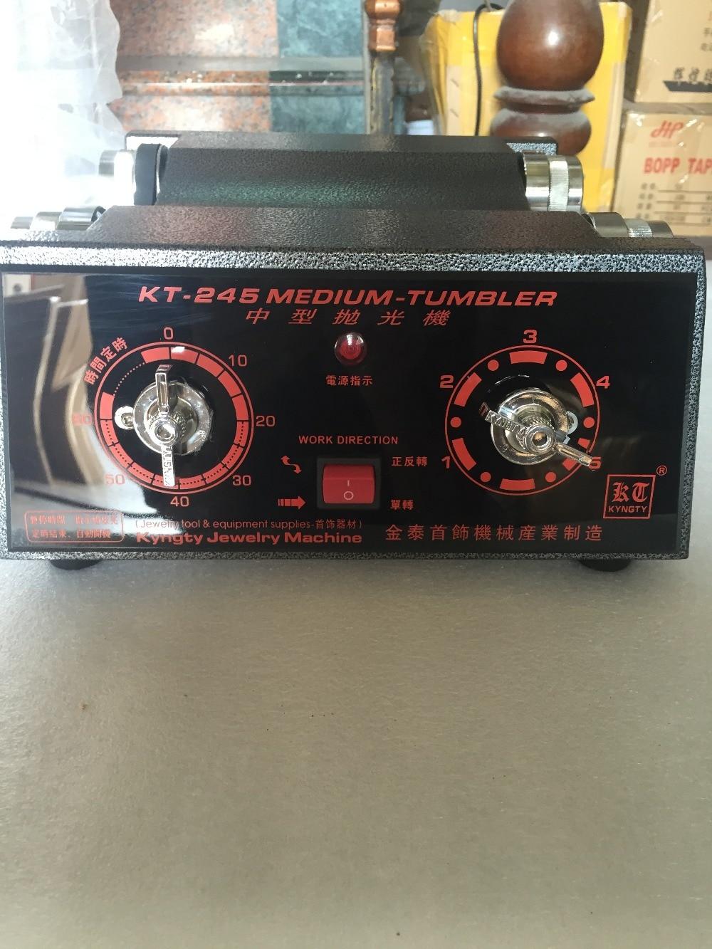 kt245 Vibrating Rock Tumbler,Gemstone diamond Polishing