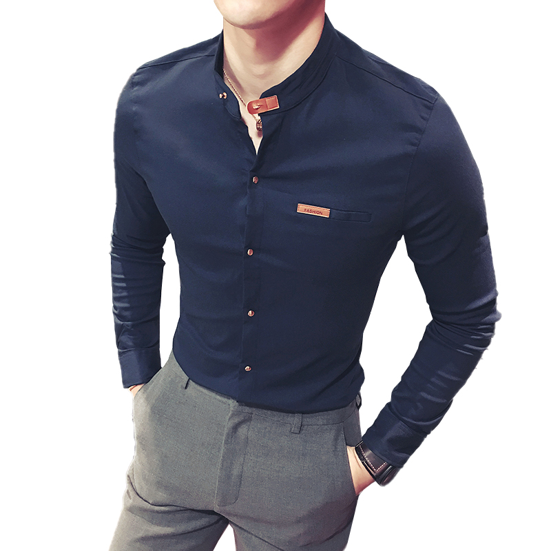 New High Quality Shirt Men's Fashion