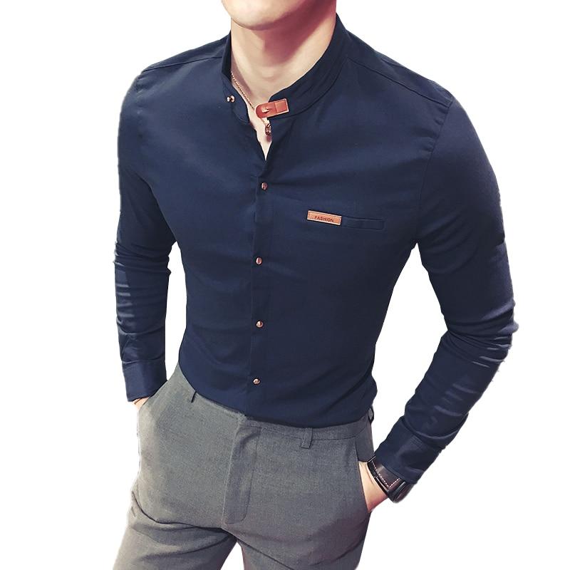 New High Quality Shirt Men's Fashion