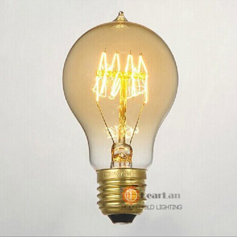 Wholesale price vintage creative edison bulb incandiscent light bulbs for decoration of Cost of light bulb