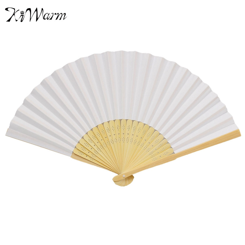 paper fans Creating your own wedding program fans can save hundreds of dollars on   ensure that the paper weight is not too heavy if you are printing at.
