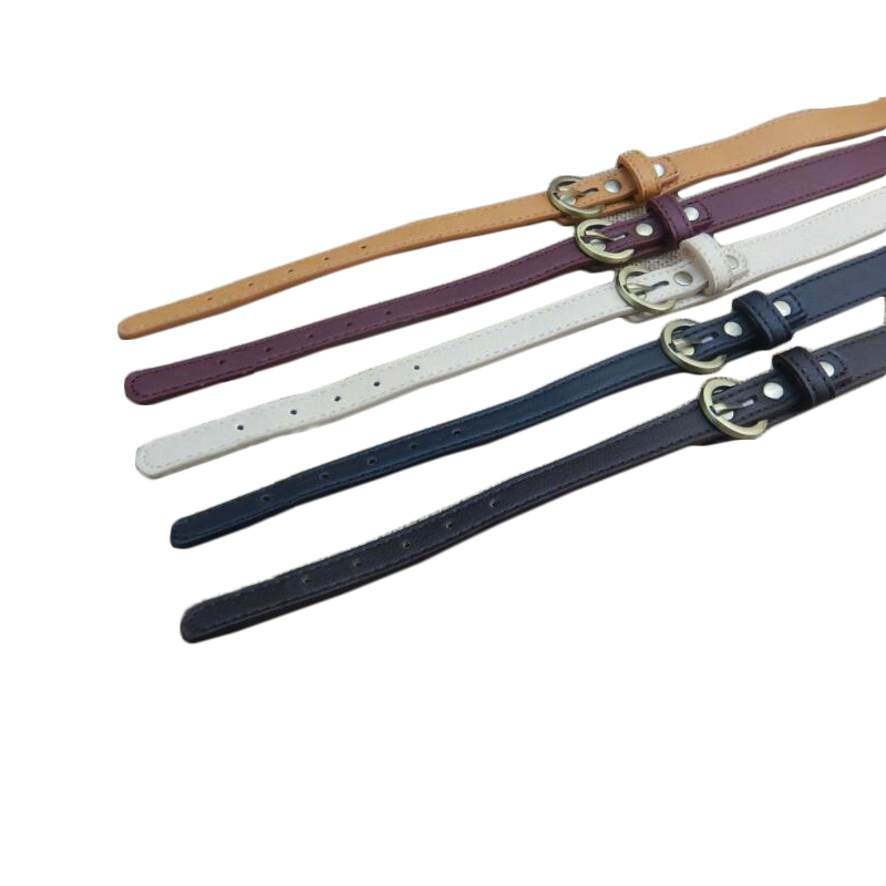 Bag Strap Leather Bag Handle Belt Adjustable Shoulder Bag Handles Replacement for Women Handbags Strap DIY Accessories 47 52cm in Bag Parts Accessories from Luggage Bags