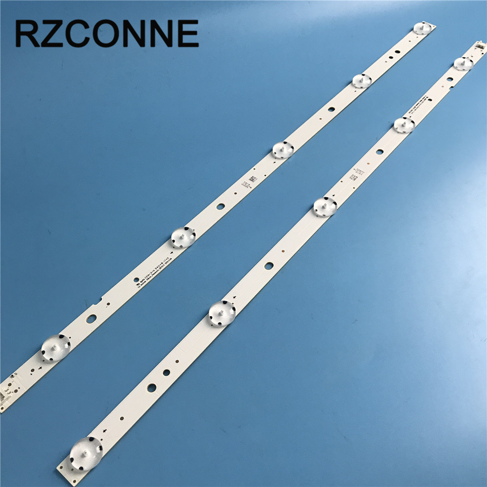8pcs LED backlight strip 5leds for LG Innotek 49inch REV0.4 TX 49DS500B TX 49DS500E TZLP151KHAB6 TZLP151KHAB1-in Industrial Computer & Accessories from Computer & Office    1