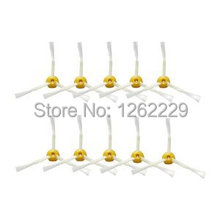 10pcs/lot Side Brushes 3-Armed replacement Kit For iRobot Roomba 800 900 series 870 880 980