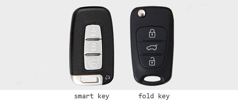 Для Kia Rio, Sportage 2011 2012 2013 SL автомобильные аксессуары кожаный кейс-сумка для ключей