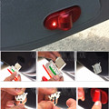 Car LED Door Warning Light With For VW Logo Projector For  VW golf 4 mk4 touran caddy mk4 bora Beatles