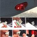 Puerta de coche del LED Luz de Advertencia Con Para VW Logo Proyector Para VW touran carrito de golf 4 mk4 mk4 bora Beatles