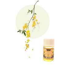 100% Pure Nature Cold Press Osmanthus Aroma Essential Oil 3ml/Pcs Frag