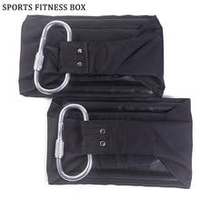 цена на Unisex Cantilever Training Belt Abdominal Muscle Horizontal Bar Resistance Bands Home Fitness Hanging Suspension Abdominal Sling